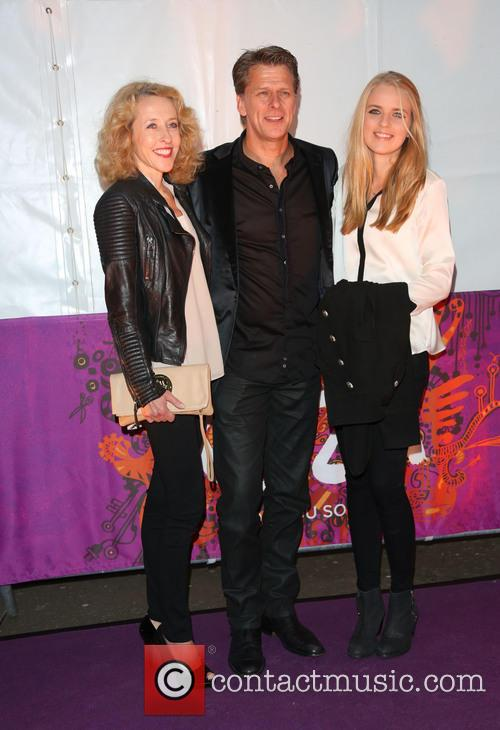 Andrew Castle, Wife, Daughter, Cirque Du Soleil and Royal Albert Hall