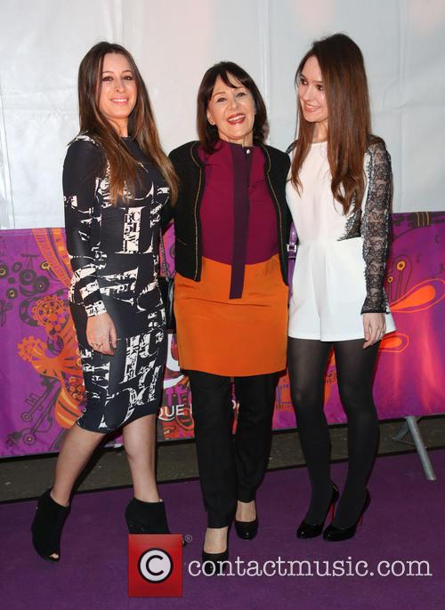 Arlene Phillips, Daughters, Cirque Du Soleil and Royal Albert Hall 2