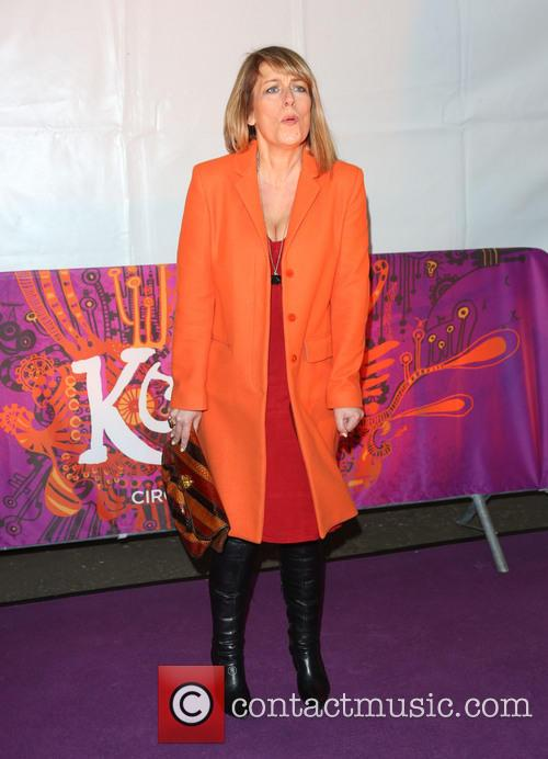 Fay Ripley, Cirque Du Soleil and Royal Albert Hall 1
