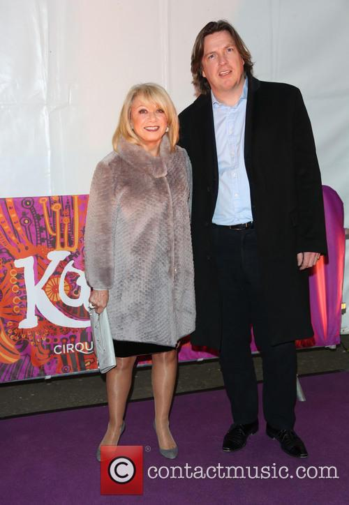 Justin Mallinson, Elaine Paige, Cirque Du Soleil and Royal Albert Hall 1