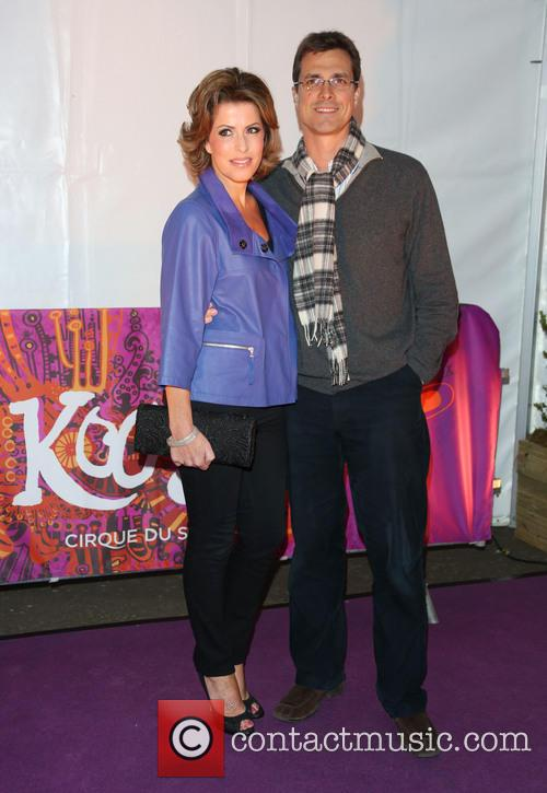 Natasha Kaplinsky, Justin Bower, Cirque Du Soleil and Royal Albert Hall 2
