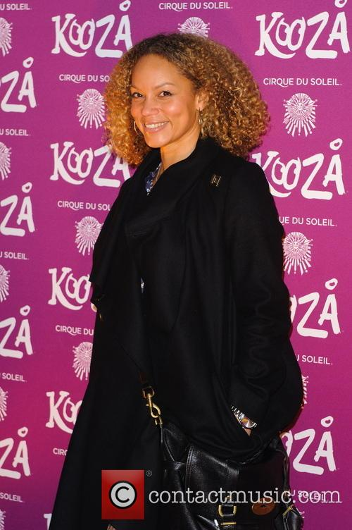 Angela Griffin and Royal Albert Hall