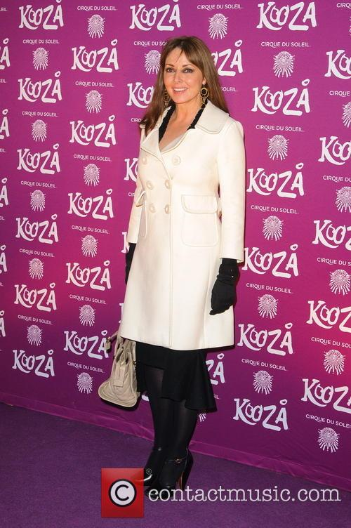 Carol Vorderman and Royal Albert Hall 2
