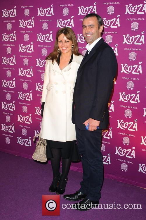 Carol Vorderman and Royal Albert Hall 1