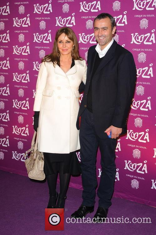 Carol Vorderman and Royal Albert Hall 3