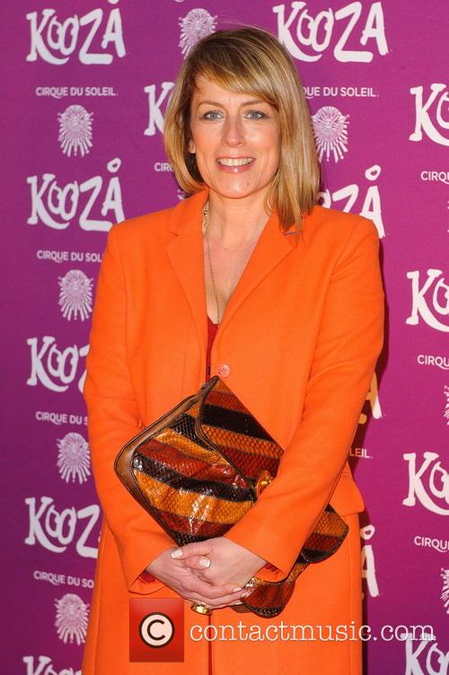 Fay Ripley and Royal Albert Hall 7