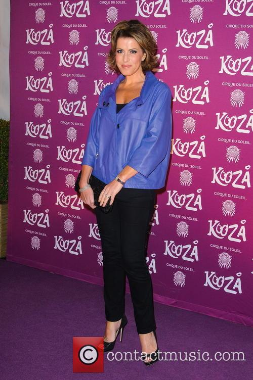 Natasha Kaplinsky and Royal Albert Hall 4