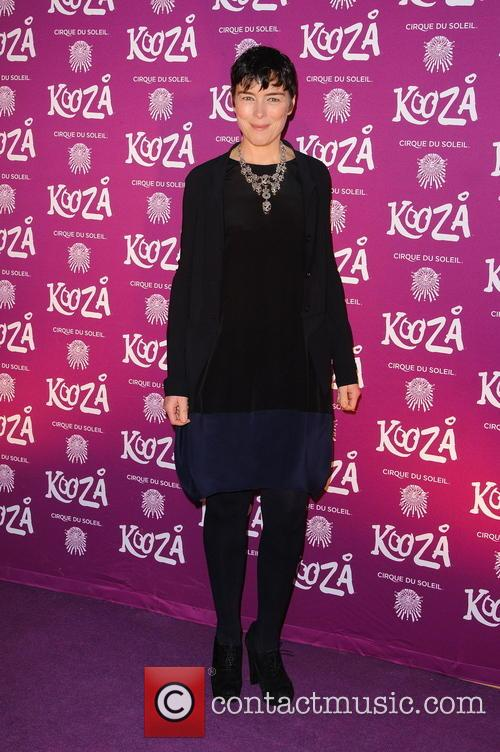 Olivia Williams and Royal Albert Hall 3