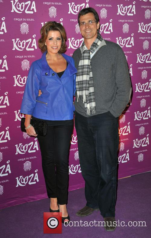 Natasha Kaplinsky, Justin Bower and Royal Albert Hall 6