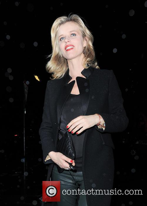 Eva Herzigova and Royal Albert Hall 4