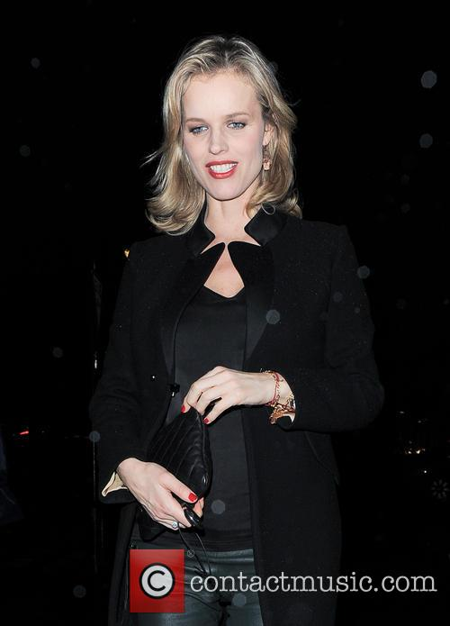 Eva Herzigova and Royal Albert Hall 6