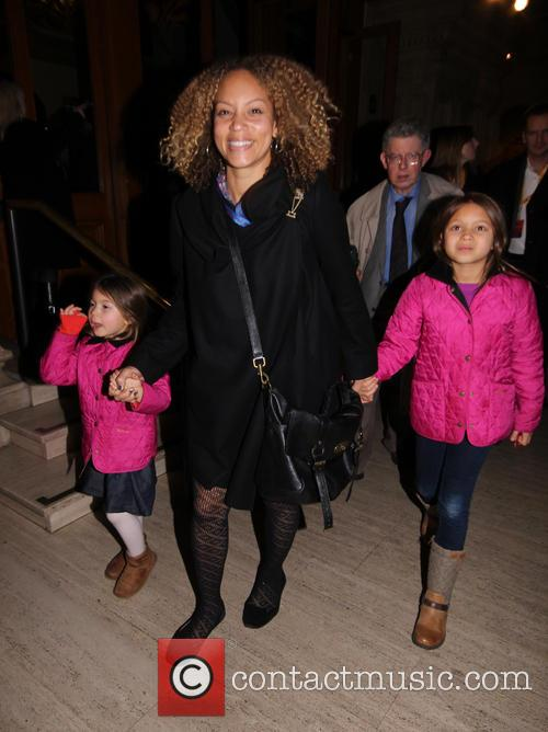 Angela Griffin and Royal Albert Hall 10