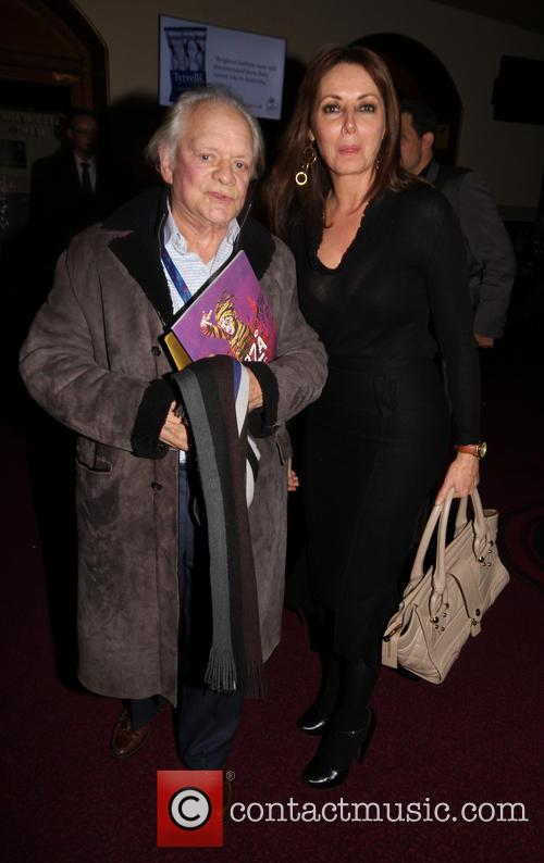Carol Vorderman, David Jason and Royal Albert Hall 7