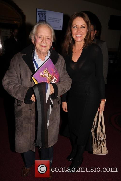 Carol Vorderman, David Jason and Royal Albert Hall 3