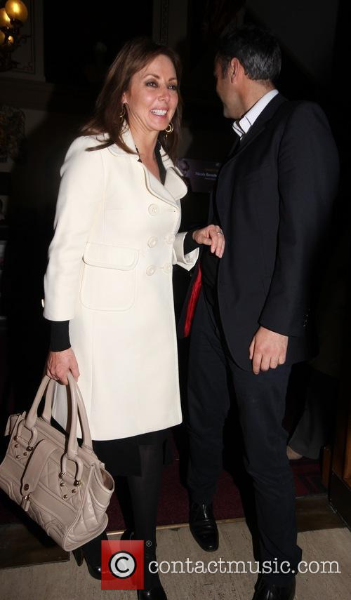 Carol Vorderman and Royal Albert Hall 4