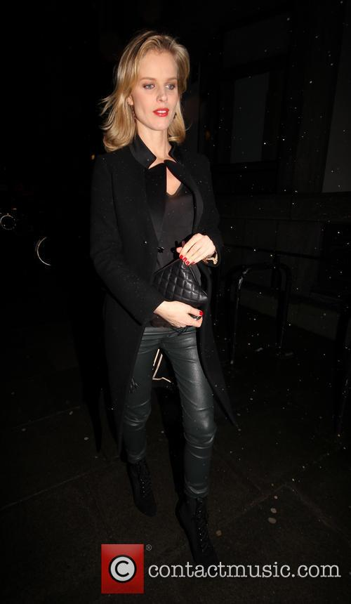 Eva Herzigova and Royal Albert Hall 2