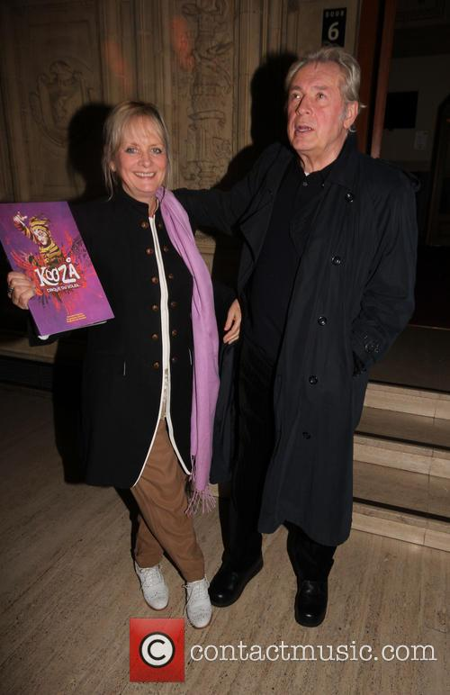 Twiggy and Royal Albert Hall 2