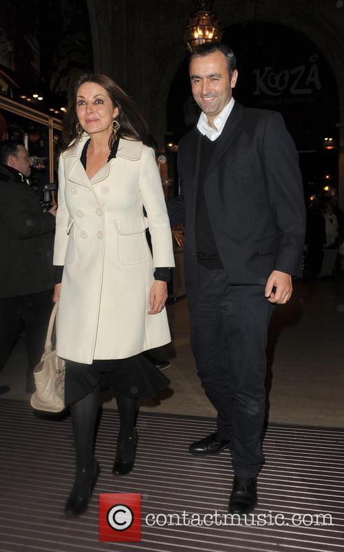 Carol Vorderman, Graham Duff and Royal Albert Hall 11