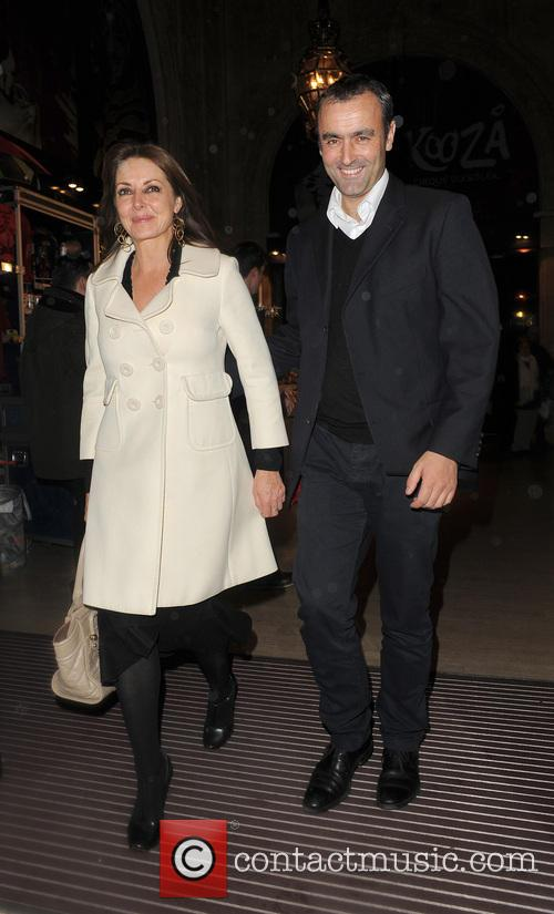 Carol Vorderman, Graham Duff and Royal Albert Hall 9