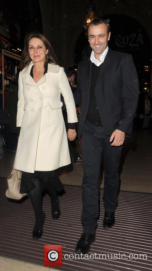 Carol Vorderman, Graham Duff and Royal Albert Hall 8
