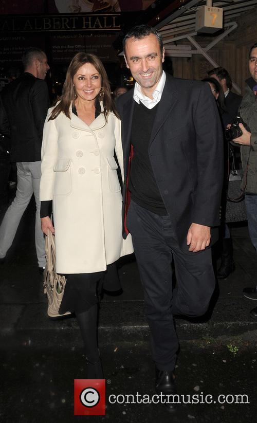 Carol Vorderman, Graham Duff, Royal Albert Hall
