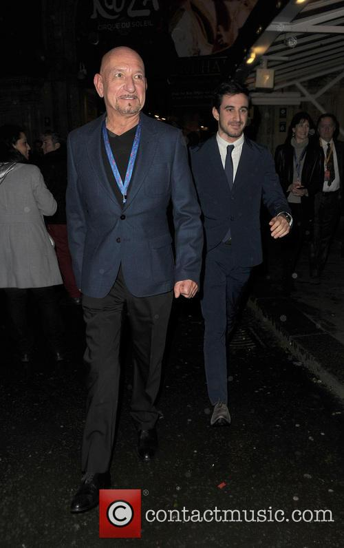Sir Ben Kingsley and Royal Albert Hall 1