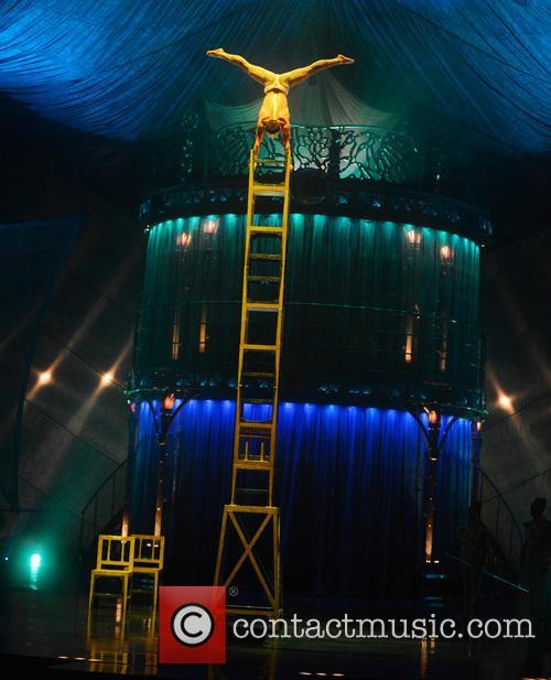 Atmosphere, Royal Albert Hall and Cirque Du Soleil 3