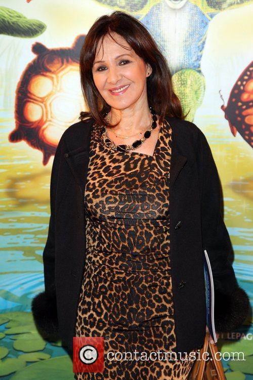 Arlene Phillips 'Cirque du Soleil: TOTEM' premiere at...