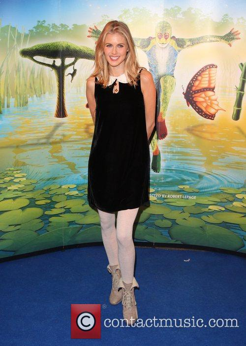 Donna Air 'Cirque du Soleil: TOTEM' premiere at...
