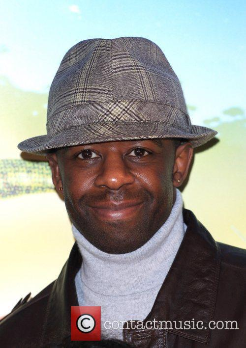 Adrian Lester and Royal Albert Hall 3