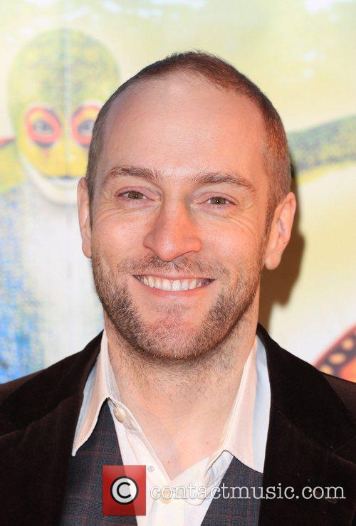 Derren Brown 'Cirque du Soleil: TOTEM' premiere at...