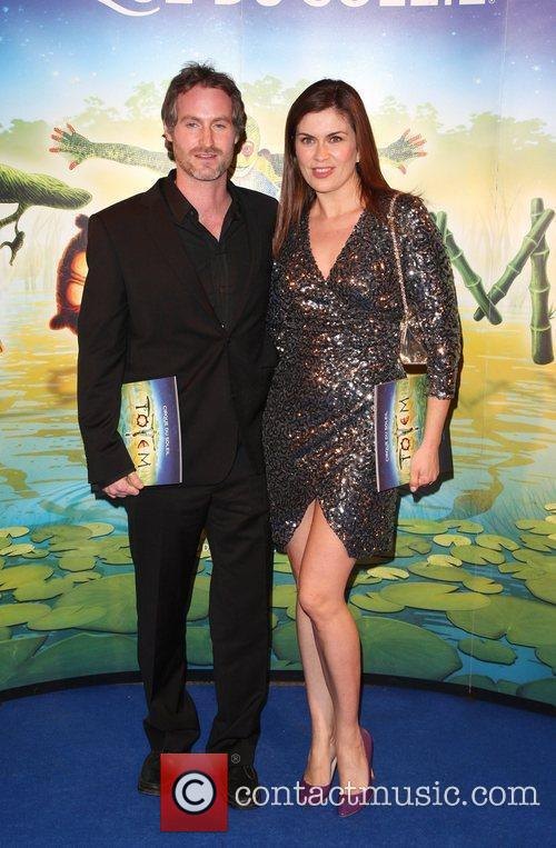 Amanda Lamb and Sean McGuinness 'Cirque du Soleil:...
