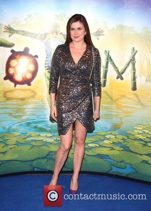 Amanda Lamb 'Cirque du Soleil: TOTEM' premiere at...