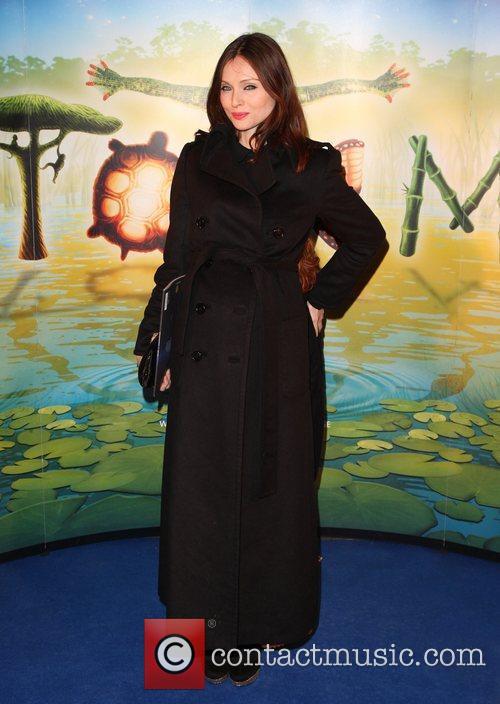 Sophie Ellis-Bextor 'Cirque du Soleil: TOTEM' premiere at...
