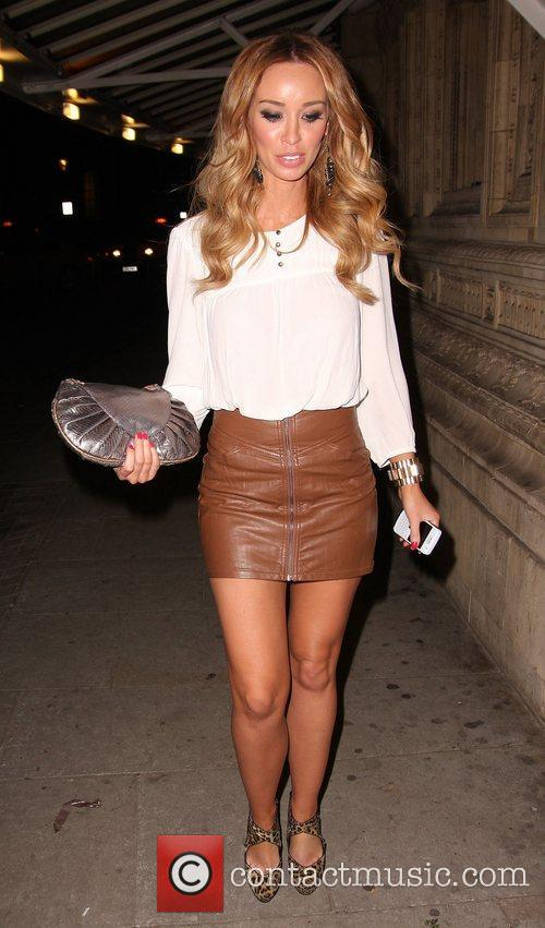 Lauren Pope and Royal Albert Hall 1