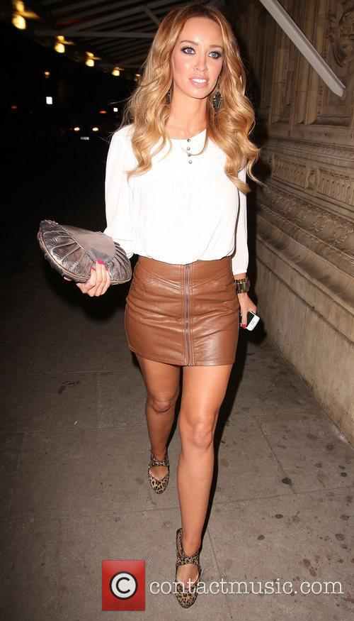 Lauren Pope and Royal Albert Hall 2