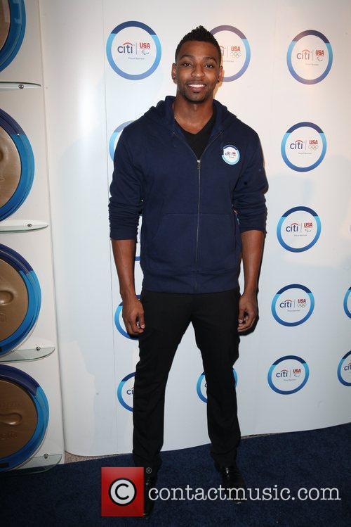 US Olympic Swimmer Cullen Jones Citi Announces Innovative...