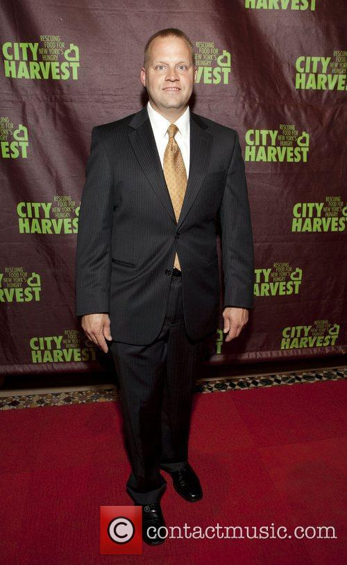 Chef Ben Pollinger City Harvest to Honor Union...