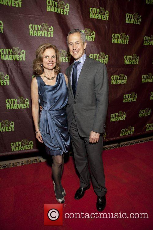 Danny and Audrey Meyer City Harvest to Honor...