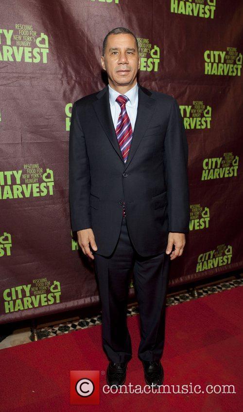 Former Govenor Of New York David Patterson City...