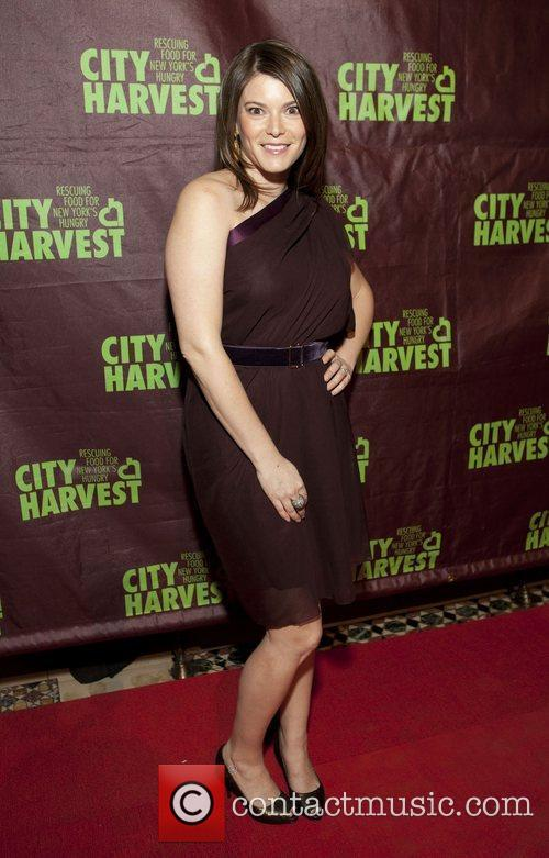 Gail Simmons City Harvest to Honor Union Square...