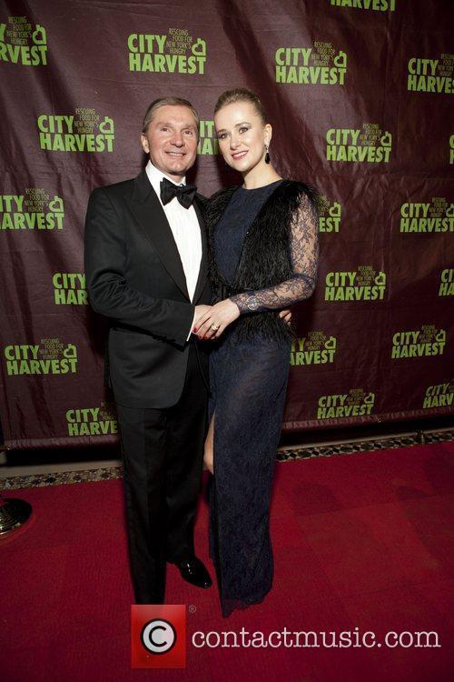 Gary and Svitlana Flom City Harvest to Honor...