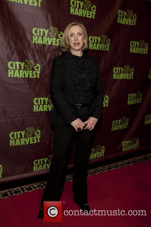 Jilly Stephens ( City Harvest Executive Director )...