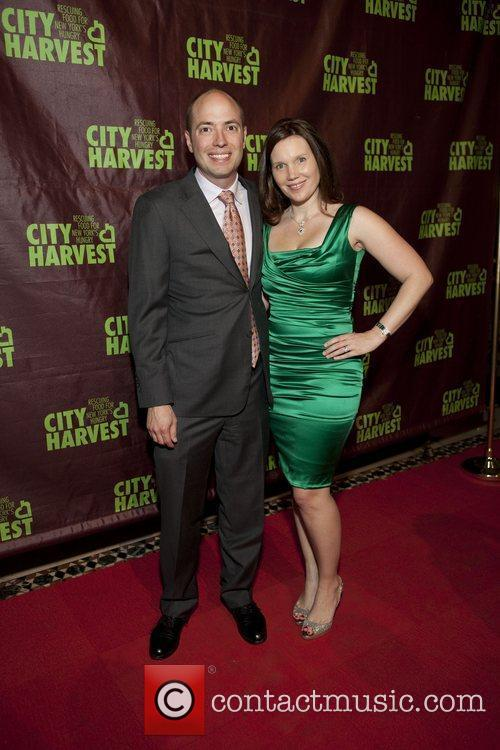 Joel and Stacey Hock City Harvest to Honor...
