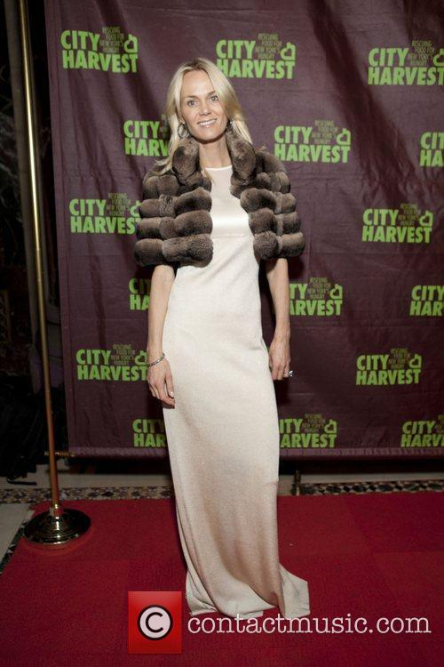 Lise Evans  City Harvest to Honor Union...