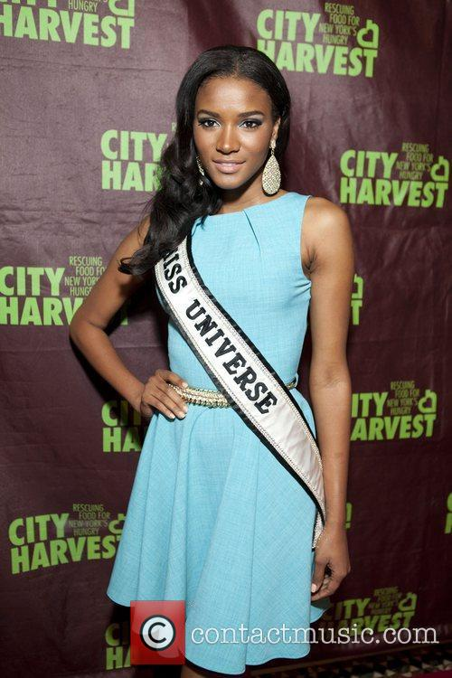 Miss Universe Leila Lopes City Harvest to Honor...