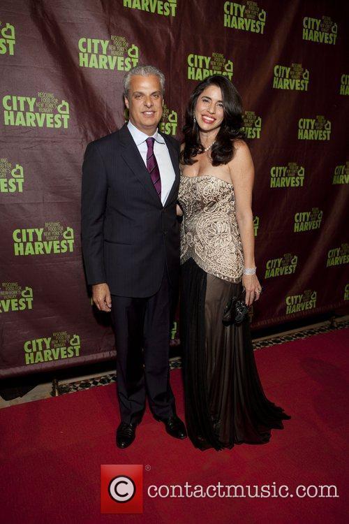 Sandra and Erik Ripert  City Harvest to...