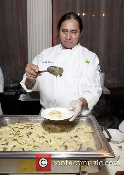 Chef Alfredo Duarte City Harvest's 18th Annual Bid...