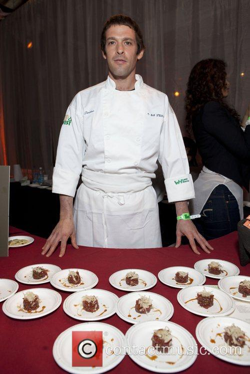 Chef Ben Zwiker City Harvest's 18th Annual Bid...