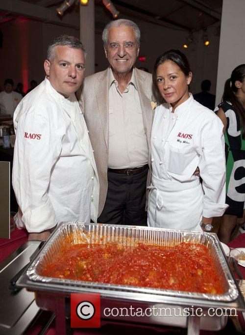 Chef Dino Gatto, Ron Straci, Chef May Miller...